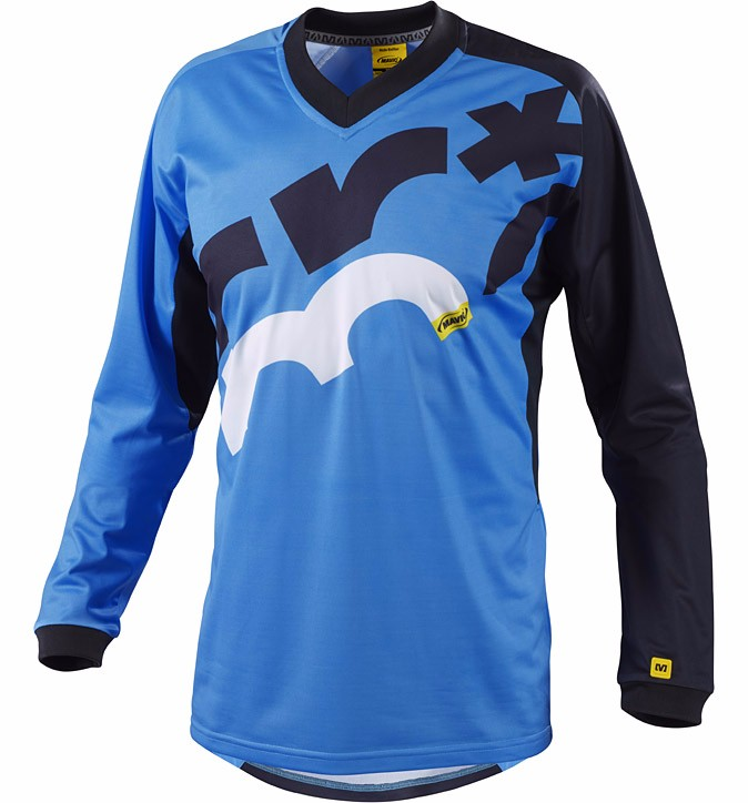 New MAVIC Downhill Jersey Mountain Bike Motorcycle Cycling Jersey Crossmax tröja Ciclismo Kläder för Män MTB Tee